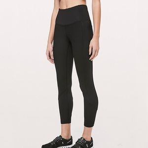 NWT Lululemon Daily Lineup 7/8 Tight 4